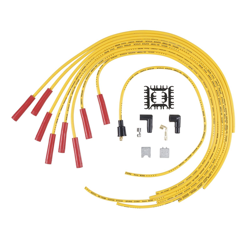 Accel Ignition Coil Wiring Radio Delco Delphi 21003402 Lx280 Diagram Super Stock New 2018 15294 2 Wiringhtml