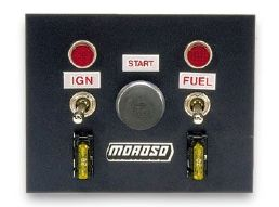 Moroso Toggle Switch Panels