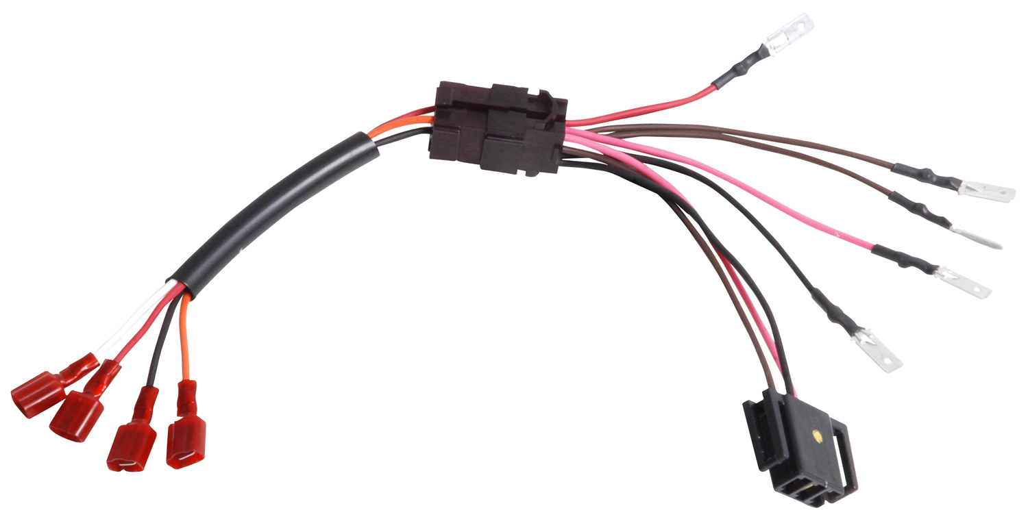 msd 8875 ignition engine wiring harnesses at atkhp.com msd 6a wiring harness