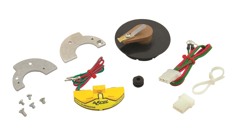 accel 2020 points eliminator kit ignition conversion kits. Black Bedroom Furniture Sets. Home Design Ideas