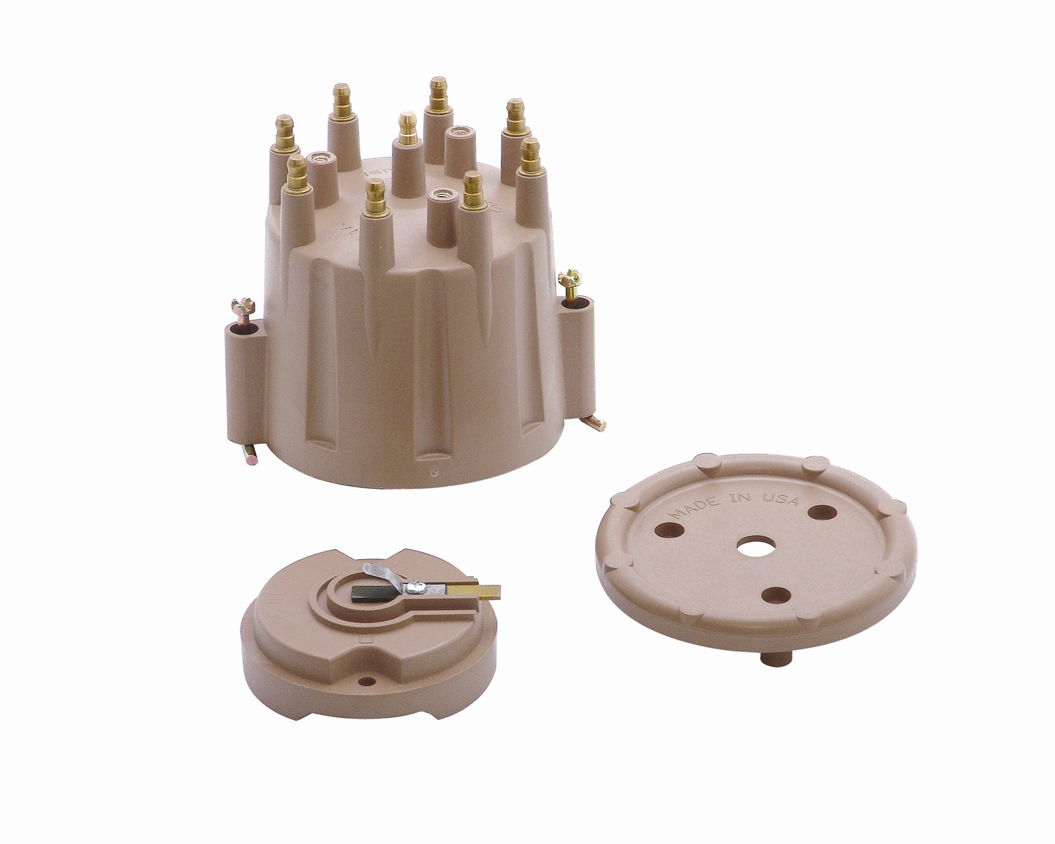 Accel 8348 Distributor Cap And Rotor Kit