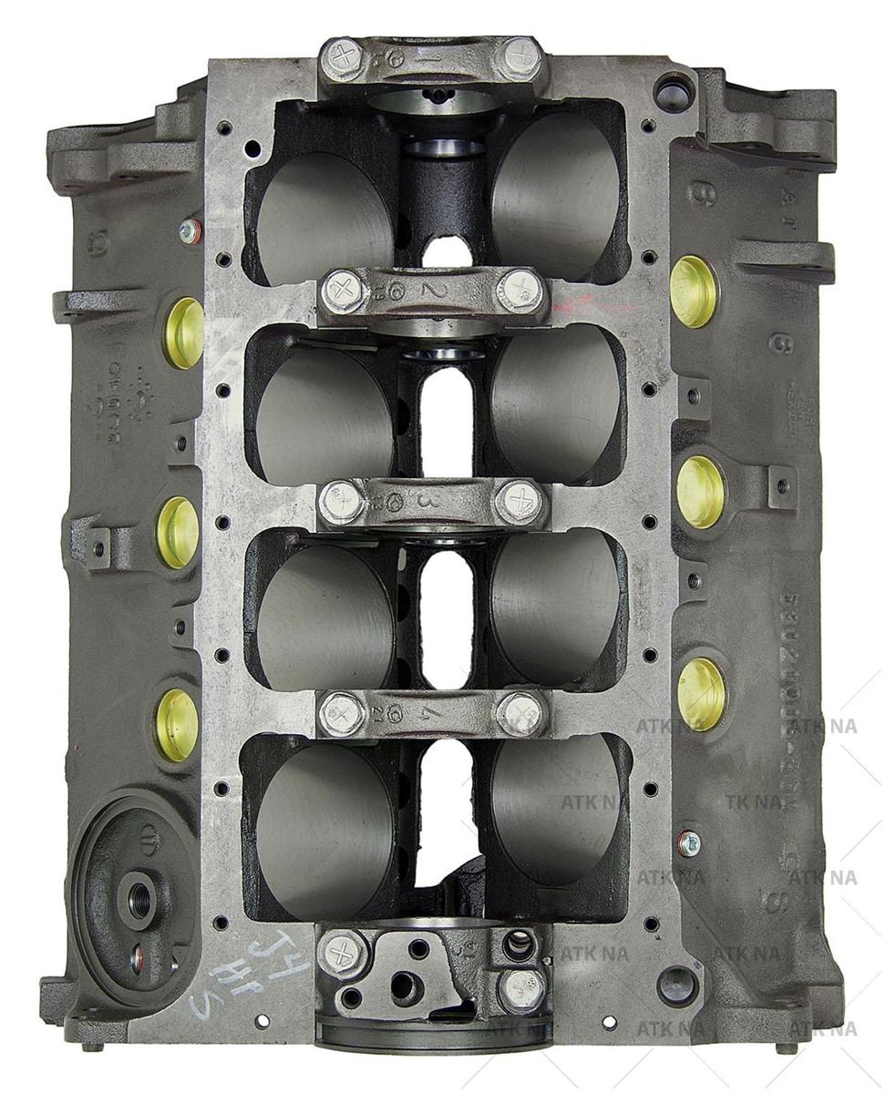 ATK Machined Mopar Magnum 360 Bare Block
