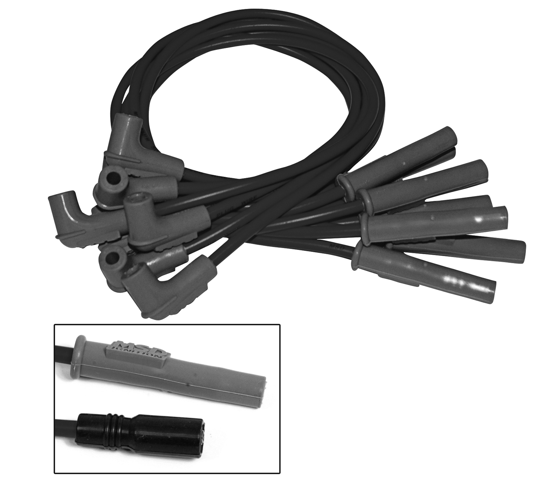 MSD 32073 Universal Spark Plug Wire Sets at ATKHP.com