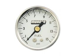 Moroso Fuel Pressure Gauges