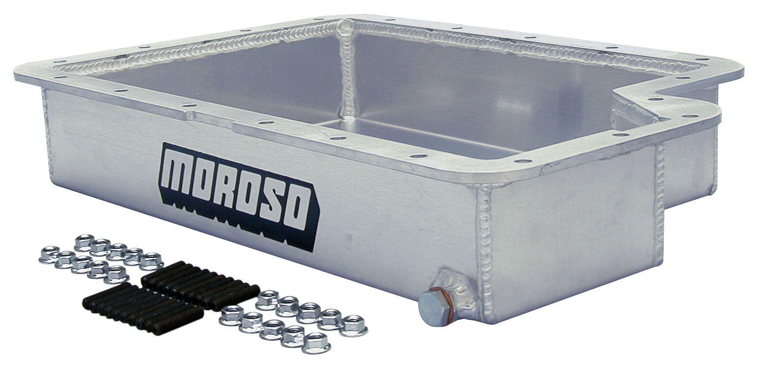 Moroso 37936 GM Bellhousing Dowel Pins 0.014 in Offset