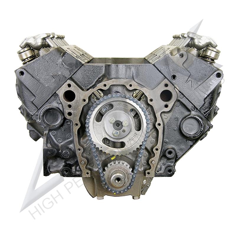 ATK DM02 CHEVY 350 MARINE ENGINE