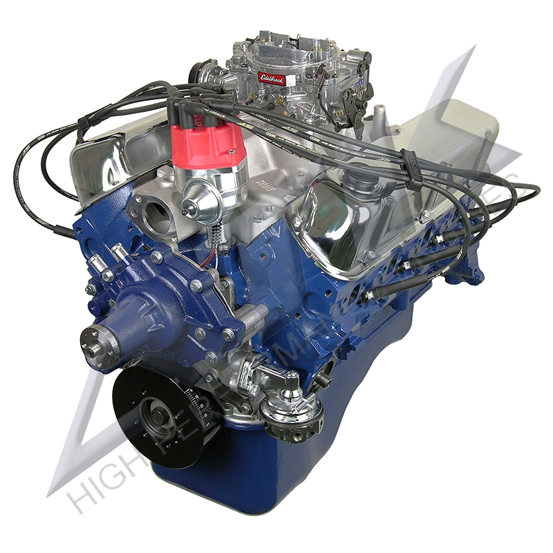 ATK HP09C Ford 351W Complete Engine 300HP