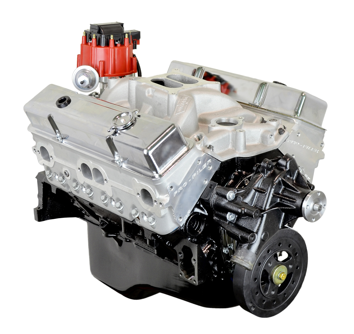 ATK HP101M Chevy 383 Stroker Mid Dress Engine 460HP