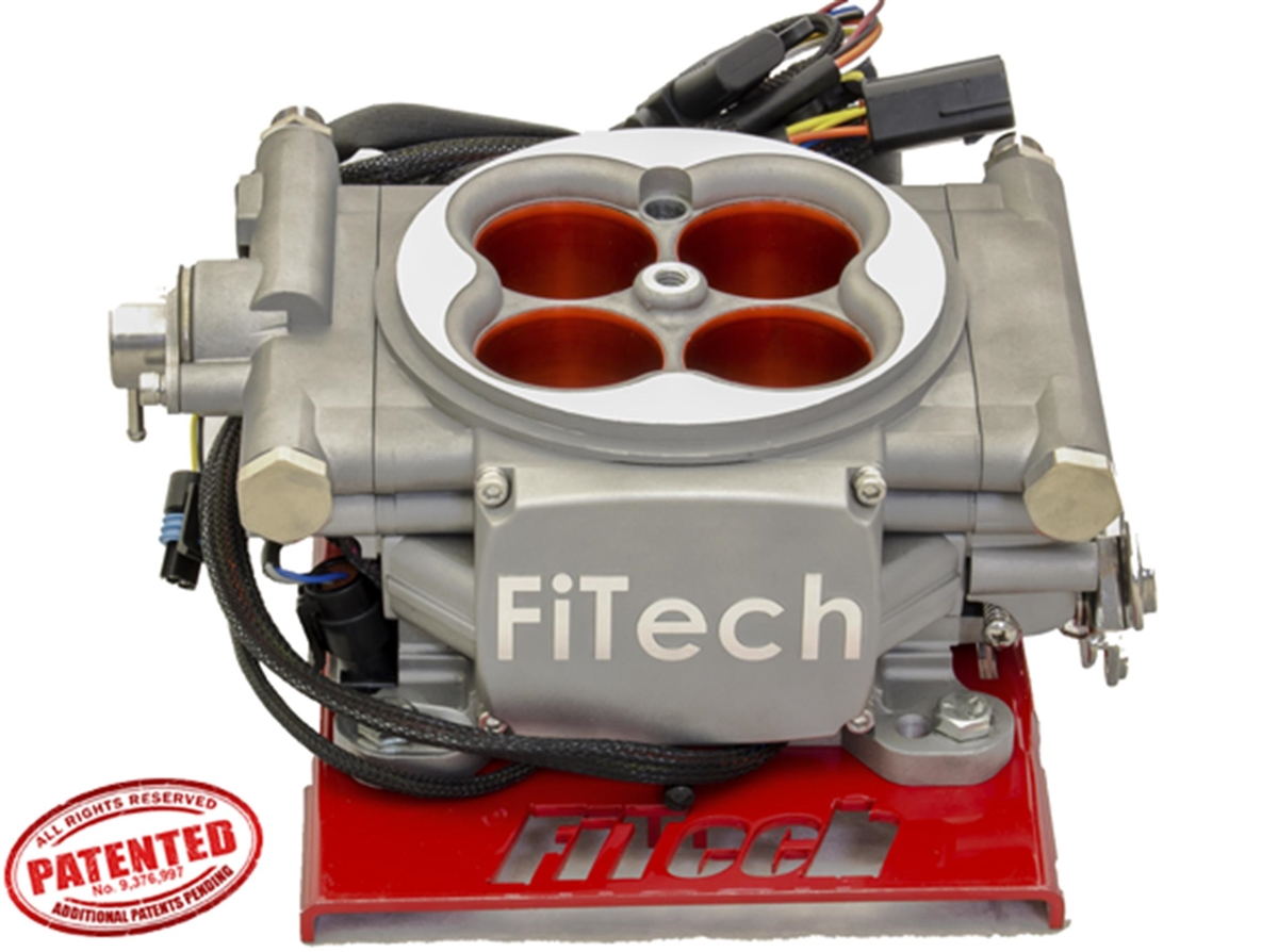 ATK HP11C-EFI Ford 351W with FITECH EFI 390HP
