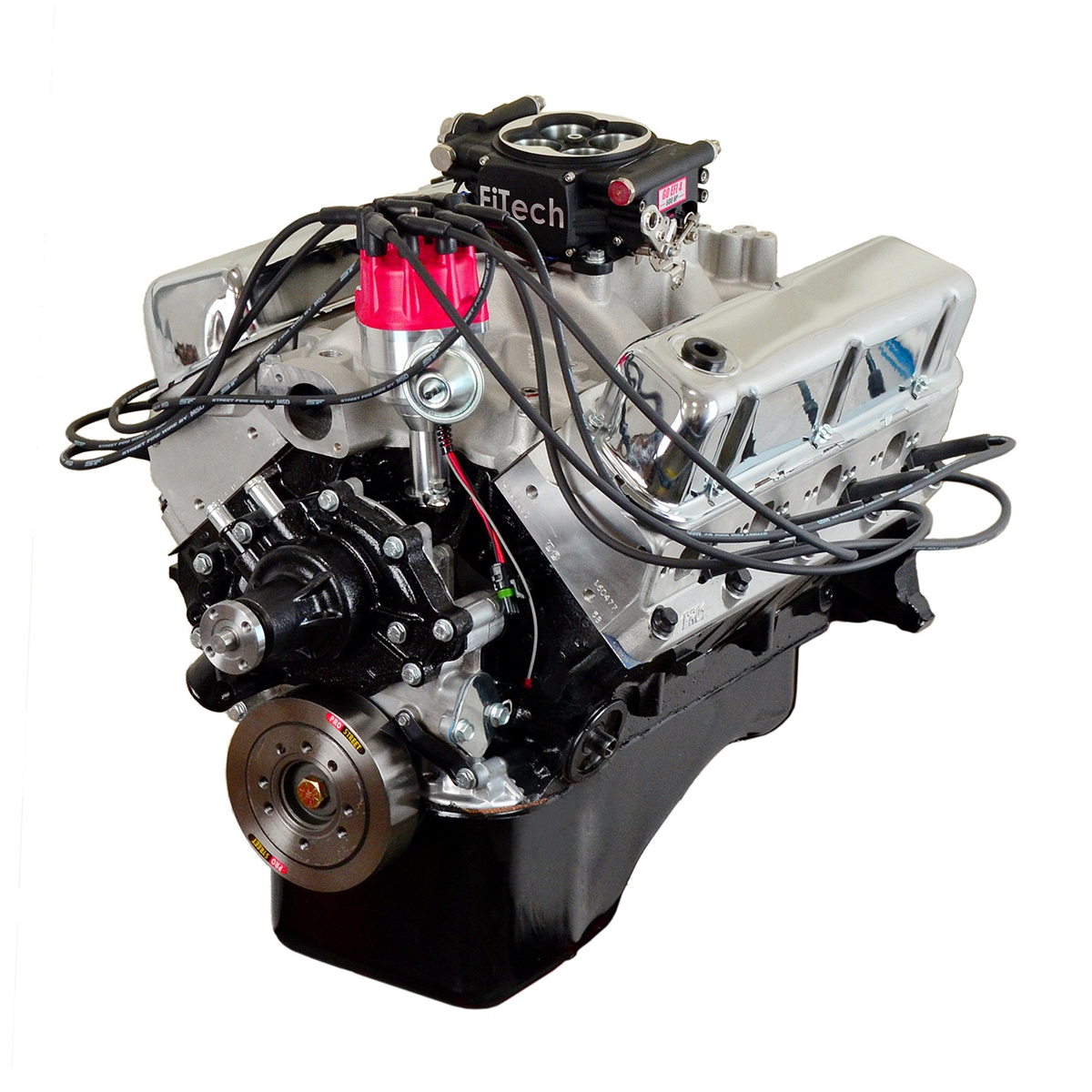 ATK HP21C-EFI Ford 408 Stroker Complete Engine 430HP