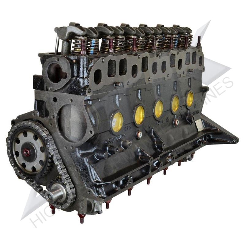 47l Street Stroker Base Engine 205hp For 9197 Jeeps