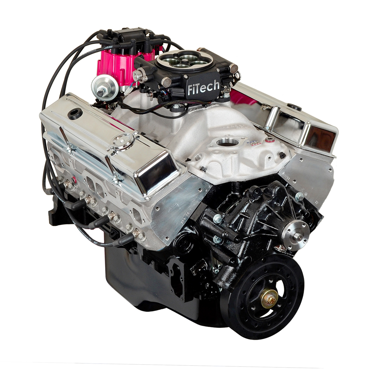 ATK HP36C-EFI Chevy 383 with FITECH EFI 435HP