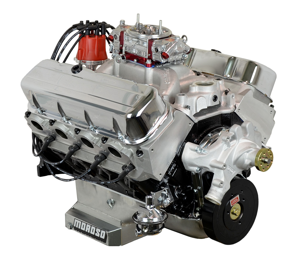 Chevy 540 complete engine 660 hp