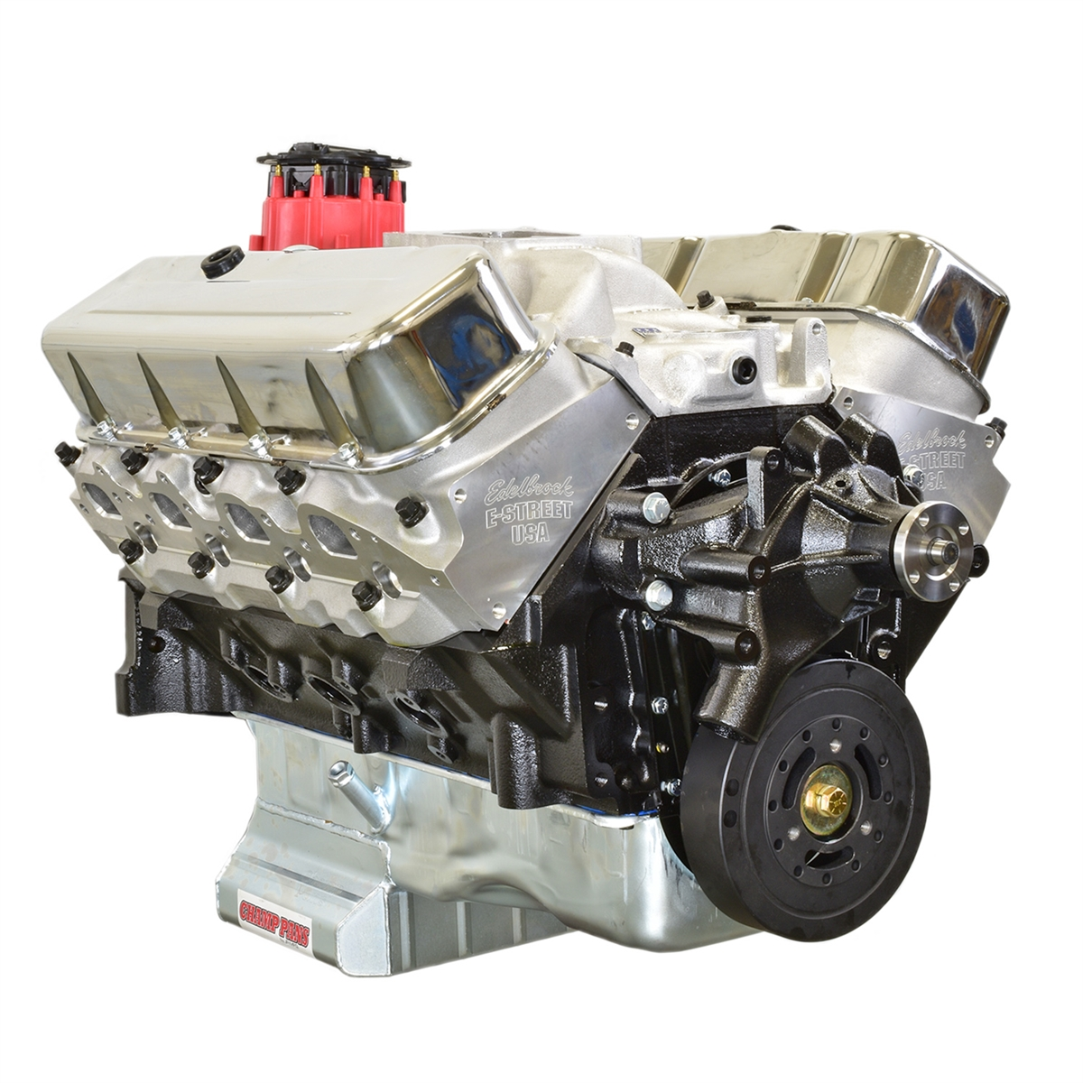 ATK HP451PM Chevy 454 Mid Dress Engine 525HP