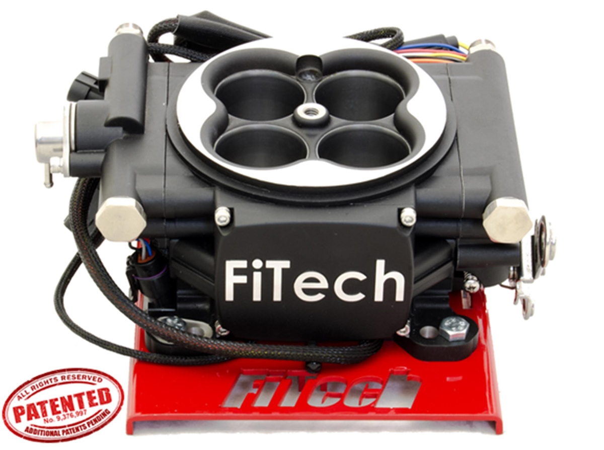 ATK HP55C-EFI Chevy 383 with FITECH EFI 500HP