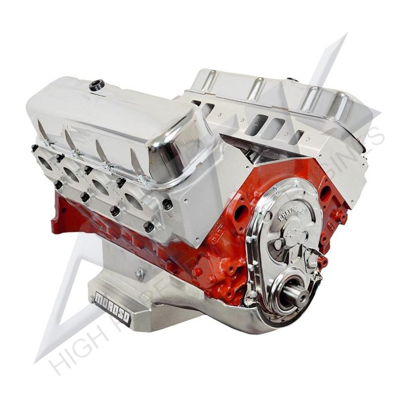ATK HP63 Chevy 496 Stroker Base Engine 600+ HP
