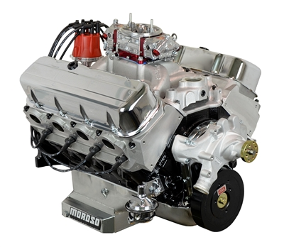 Chevy 496 Stroker Base Engine 600+ HP
