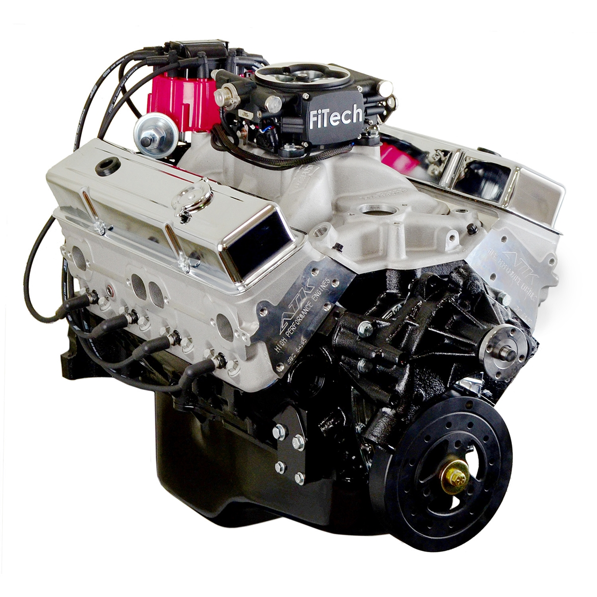 ATK HP89C-EFI Chevy 350 with FITECH EFI 375HP