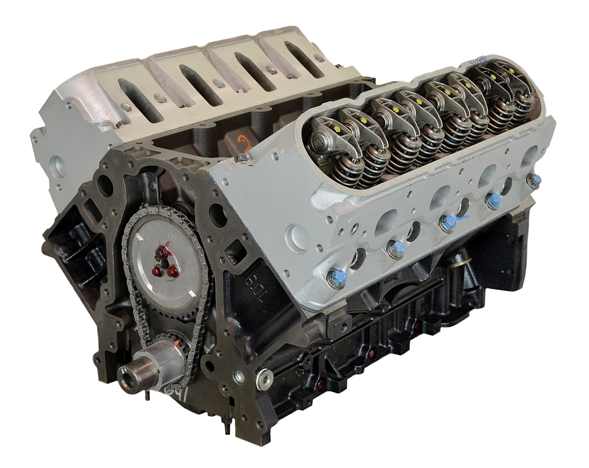 Chevy lm7 383ci base engine 540hp crate engine malvernweather Image collections