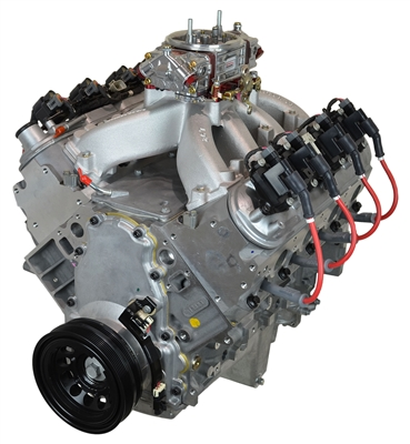 Chevy LS3 415 Stroker Complete Engine 620+ HP