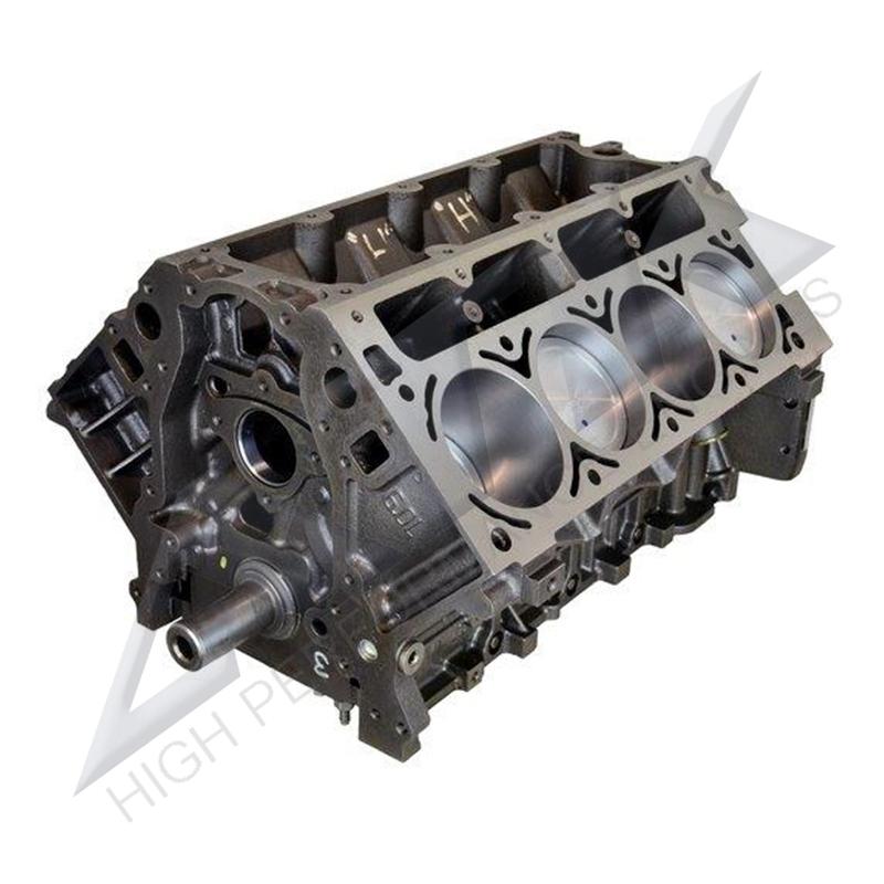 ATK SP19 Chevy LQ4 6 0L Short Block OE Dish Pistons