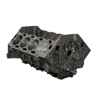 Chevy 496 Stroker Short Block Crate Engine
