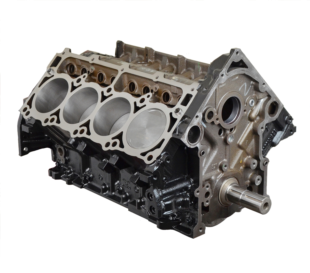 ATK SP97-B Gen III Hemi 392CI Stroker Short Block Boost/Nitrous Flat Top  Pistons