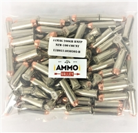 44 Mag 200 gr RNFP New Nickel