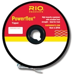 Rio Power Flex Tippet 30 yd spool
