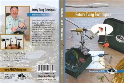 Peak Rotary Tying DVD