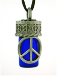 Peace Oil/Memorial bottle  (Pew16)