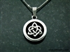 Sister's Knot Pendant (S115)