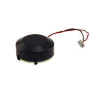 0001511 SPEAKER: 28mm ROUND WITH BAFFLE AND HARNESS