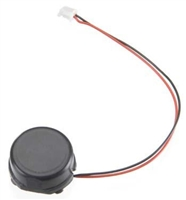 0001519 18mm ROUND SPEAKER WITH BAFFLE