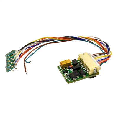 0001651 HO DECODER WITH JST CONNECTOR/ADAPTER