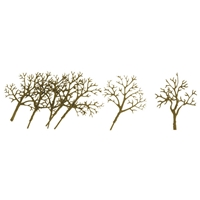 "0594125 PREMIUM TREES: DECIDUOUS 1.5"" to 3"" PREMIUM ARMATURE, 30/pk"