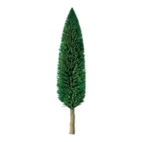0594221 PROFESSIONAL TREES: CONIFER 1/2'' PRO, 6/pk