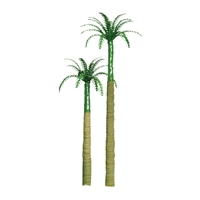 0594241 PROFESSIONAL TREES: ROYAL PALM 1'' PRO, 6/pk