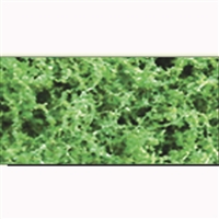 0595058 FIBER CLUSTER, Medium Green - Coarse, pack of 150 sq in