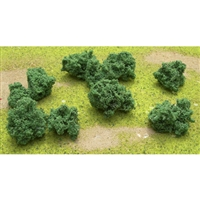 "0595062 FOLIAGE CLUMPS & UNDERGROWTH, 1/2""-1"", 55/PK"