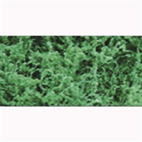 0595068 FIBER CLUSTER, Dark Green - Fine, pack of 150 sq in