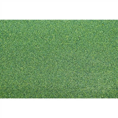 "0595404 GRASS MAT, HO-scale - 50"" x 100"" Medium Green"
