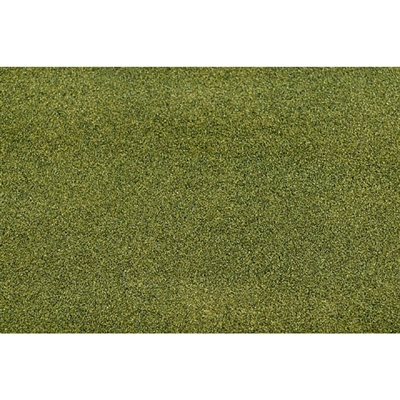 "0595407 GRASS MAT, N-scale - 50"" x 34"" Moss Green"
