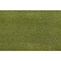 "0595408 GRASS MAT, HO-scale - 50"" x 100"" Moss Green"
