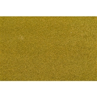 "0595412 GRASS MAT, HO-scale - 50"" x 100"" Golden Straw"