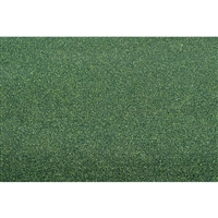 "0595415 GRASS MAT, Z Scale - 19"" x 25"" Dark Green"