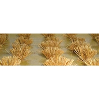 "0595579 DETACHABLE WHEAT BUSHES, 3/8"" High, HO Scale, 30/pk."