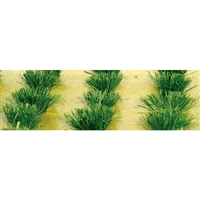 0595580 DETACHABLE GRASS BUSHES, HO-scale, 30/pk