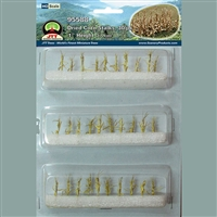 0595588 DRIED CORN STALKS, HO-scale, 30/pk