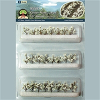 0595591 COTTON PLANTS, O-scale, 24/pk